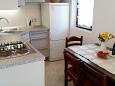 Pisak, Kitchen u smještaju tipa apartment, WIFI.