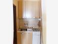Kitchen - Studio flat AS-2750-a - Apartments Pisak (Omiš) - 2750