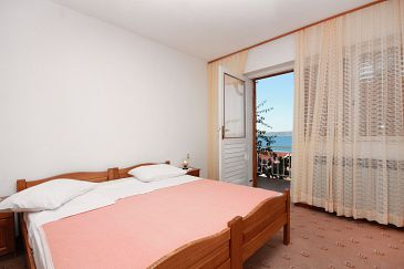 Room S-2752-a - Apartments and Rooms Brela (Makarska) - 2752