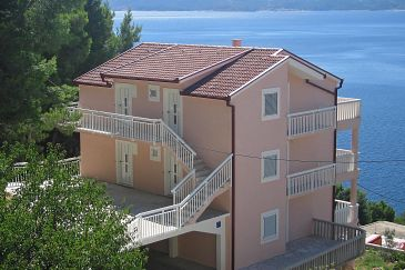 Property Mimice (Omiš) - Accommodation 2754 - Apartments with pebble beach.