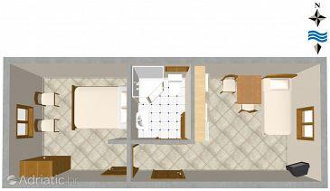 Apartment A-2757-a - Apartments Omiš (Omiš) - 2757