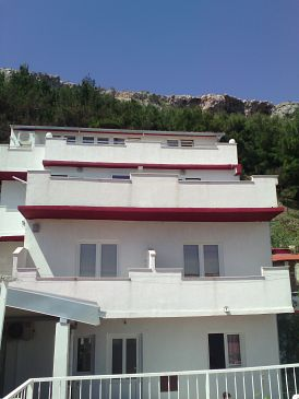 Property Duće (Omiš) - Accommodation 2758 - Apartments near sea with sandy beach.