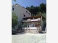 Duće, Omiš, Parking 2758 - Apartamenty przy morzu z piaszczystą plażą.