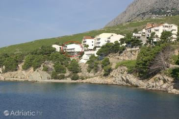 Property Lokva Rogoznica (Omiš) - Accommodation 2762 - Apartments near sea with pebble beach.