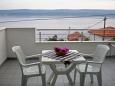 Terrace - Studio flat AS-2764-a - Apartments Stanići (Omiš) - 2764