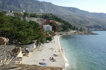 Property Duće (Omiš) - Accommodation 2767 - Apartments near sea with pebble beach.