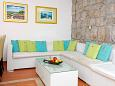 Living room - House K-277 - Vacation Rentals Orebić (Pelješac) - 277