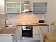 Kitchen - Apartment A-2773-b - Apartments and Rooms Duće (Omiš) - 2773