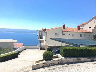 Property Stanići (Omiš) - Accommodation 2775 - Apartments near sea with pebble beach.