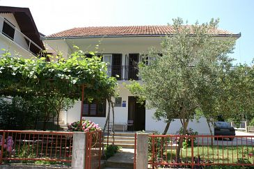 Property Podaca (Makarska) - Accommodation 2783 - Apartments near sea with pebble beach.