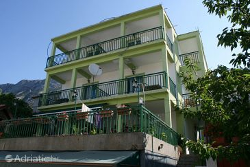 Property Gradac (Makarska) - Accommodation 2784 - Apartments and Rooms with pebble beach.
