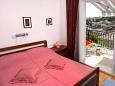 Bedroom 1 - House K-2788 - Vacation Rentals Mavarštica (Čiovo) - 2788