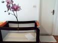 Omiš, Bedroom u smještaju tipa studio-apartment, WIFI.