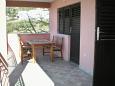Terrace - Apartment A-2800-b - Apartments Stanići (Omiš) - 2800