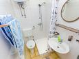 Bathroom - Apartment A-2802-a - Apartments Pisak (Omiš) - 2802