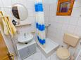 Bathroom - Apartment A-2802-c - Apartments Pisak (Omiš) - 2802