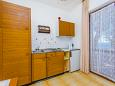 Kitchen - Studio flat AS-2802-a - Apartments Pisak (Omiš) - 2802