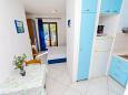 Dining room - Studio flat AS-2802-b - Apartments Pisak (Omiš) - 2802