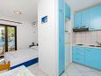 Kitchen - Studio flat AS-2802-b - Apartments Pisak (Omiš) - 2802