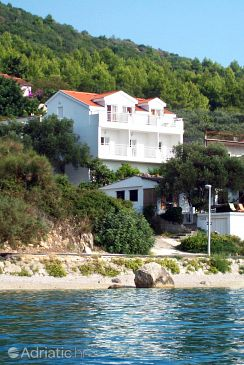 Property Zaostrog (Makarska) - Accommodation 2816 - Apartments near sea with pebble beach.