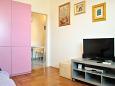 Living room - Apartment A-2822-b - Apartments Omiš (Omiš) - 2822