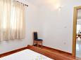 Bedroom - Apartment A-2827-c - Apartments Pisak (Omiš) - 2827
