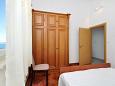 Bedroom - Apartment A-2827-e - Apartments Pisak (Omiš) - 2827