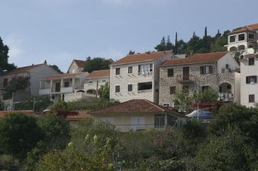 Obiekt Sutivan (Brač) - Zakwaterowanie 2861 - Apartamenty ze żwirową plażą.