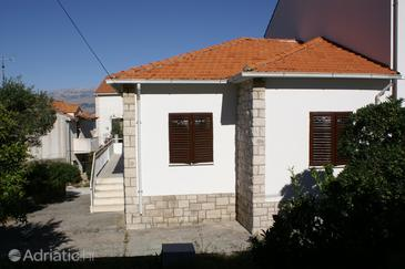 Property Postira (Brač) - Accommodation 2876 - Apartments near sea with pebble beach.