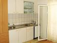 Kitchen - Studio flat AS-2878-a - Apartments and Rooms Bol (Brač) - 2878
