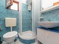Bathroom - Studio flat AS-290-a - Apartments Nin (Zadar) - 290