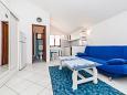Living room - Studio flat AS-290-b - Apartments Nin (Zadar) - 290
