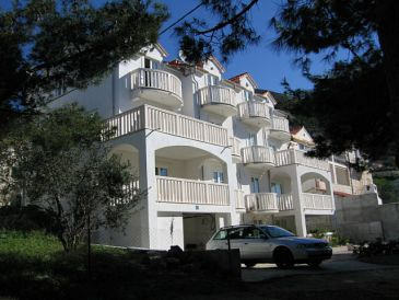 Property Bol (Brač) - Accommodation 2904 - Apartments near sea with pebble beach.