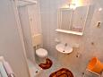 Bathroom - Studio flat AS-2910-a - Apartments Postira (Brač) - 2910