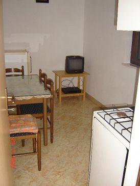 Postira, Jadalnia w zakwaterowaniu typu apartment, WIFI.