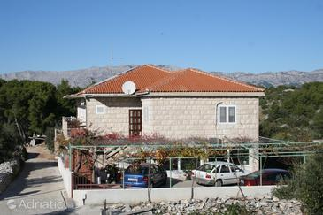 Property Povlja (Brač) - Accommodation 2918 - Apartments with pebble beach.