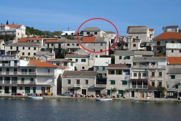 Obiekt Povlja (Brač) - Zakwaterowanie 2934 - Apartamenty blisko morza.