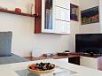 Living room - Apartment A-2950-a - Apartments Postira (Brač) - 2950