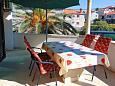 Terrace - Apartment A-2950-a - Apartments Postira (Brač) - 2950
