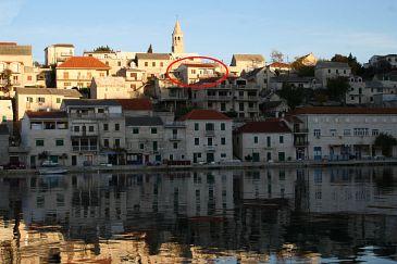 Obiekt Povlja (Brač) - Zakwaterowanie 2955 - Apartamenty blisko morza.