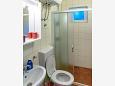 Mimice, Bathroom 1 u smještaju tipa apartment, dopusteni kucni ljubimci i WIFI.