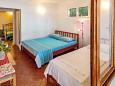 Mimice, Bedroom 2 u smještaju tipa apartment, dopusteni kucni ljubimci i WIFI.