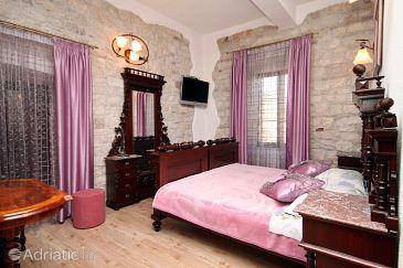 Trogir, Bedroom u smještaju tipa room, dostupna klima i WIFI.