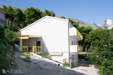 Property Duće (Omiš) - Accommodation 2992 - Apartments near sea with sandy beach.