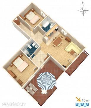 Apartment A-2994-b - Apartments Vodice (Vodice) - 2994