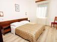 Rabac, Bedroom 3 u smještaju tipa apartment, dopusteni kucni ljubimci i WIFI.