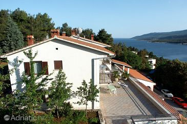 Property Rabac (Labin) - Accommodation 3011 - Apartments with pebble beach.