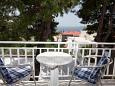 Balcony - Apartment A-3059-a - Apartments Baška Voda (Makarska) - 3059