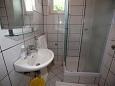 Bathroom - Studio flat AS-3059-a - Apartments Baška Voda (Makarska) - 3059