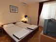 Bedroom - Studio flat AS-3059-c - Apartments Baška Voda (Makarska) - 3059